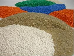 We Use A Wide Variety Of Resin Pellets