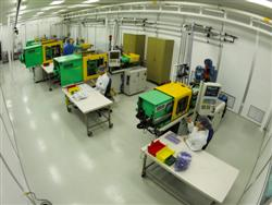 Medical Cleanroom Molding