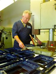 Aerospace Post Molding Operations